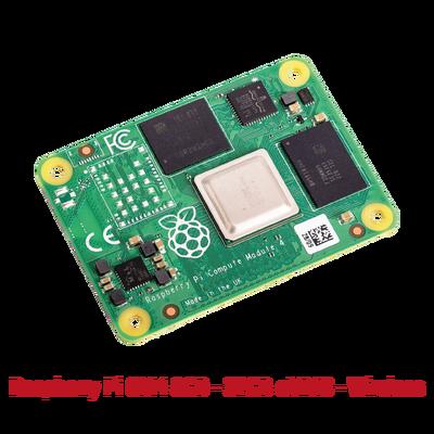 Raspberry Pi CM4 8GB - 32GB eMMC - Wireless