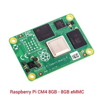 Raspberry Pi CM4 8GB - 8GB eMMC