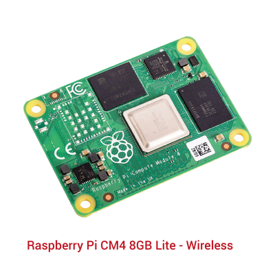 Raspberry Pi CM4 8GB Lite - Wireless