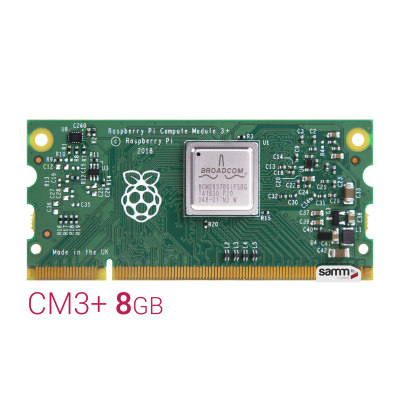 Raspberry Pi Compute Modül 3+ (CM3+) 8GB