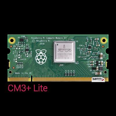 Raspberry Pi Compute Modül 3+ (CM3+) LITE