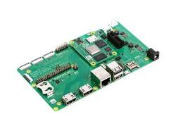 Raspberry Pi Compute Modül 4 IO Board - Thumbnail