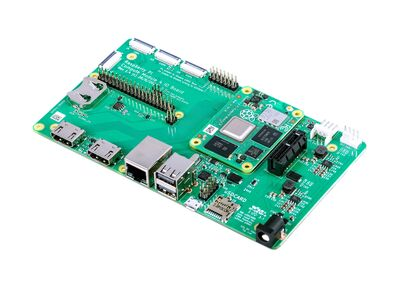Raspberry Pi Compute Modül 4 IO Board