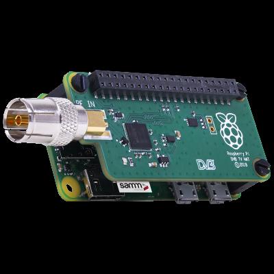 Raspberry Pi DVB TV HAT