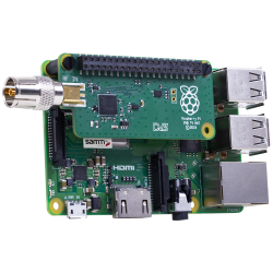 Raspberry Pi DVB TV HAT - Thumbnail