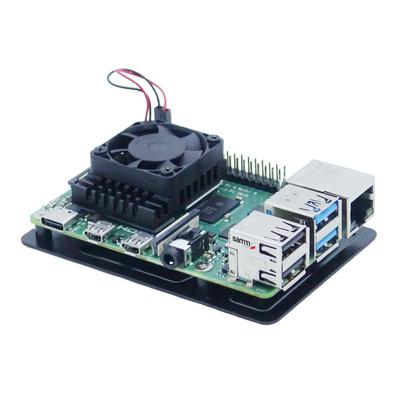 Raspberry Pi Fanlı Kutu