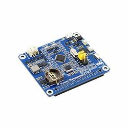 Waveshare - Raspberry Pi Gömülü Arduino MCU ve RTC Güç Yönetimi HAT