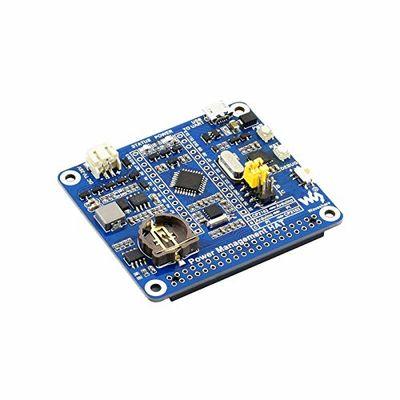 Raspberry Pi Gömülü Arduino MCU ve RTC Güç Yönetimi HAT