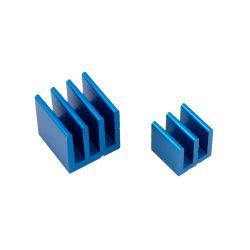 ModMyPi - Raspberry Pi Heat Sinks . Blue