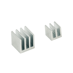 ModMyPi - Raspberry Pi Heat Sinks . Silver
