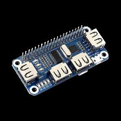 Waveshare - 4 Port USB HUB HAT