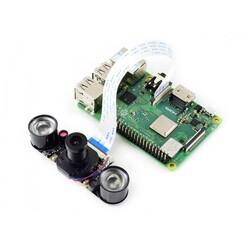 Raspberry Pi IR-CUT Kamera - Thumbnail