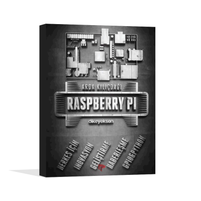 Raspberry Pi Kitabı - Arda Kılıçdağı