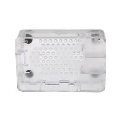 Raspberry Pi Kutu Şeffaf 3 Parça - Thumbnail