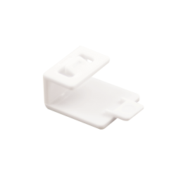 ModMyPi - غطاء كرت الذاكرة Micro SD في علبة حماية راسبيري باي - أبيض