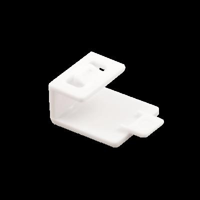 غطاء كرت الذاكرة Micro SD في علبة حماية راسبيري باي - أبيض