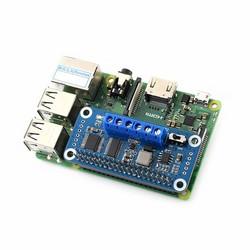 Raspberry Pi Motor Sürücü HAT I2C Arayüz - Thumbnail