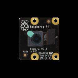 Raspberry Pi - كميرا راسبيري باي الإصدار الثاني الأسود Raspberry Pi Camera NoIR V2