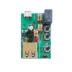 قاطعة كهربائية لراسبيري باي Raspberry Pi - Thumbnail