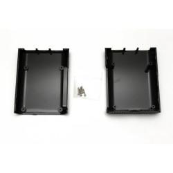Raspberry Pi Oval Kutu Siyah - Thumbnail