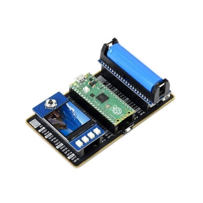 Raspberry Pi Pico 1.3 inch LCD Ekran - 240×240 - SPI