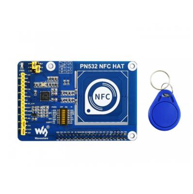Raspberry Pi PN532 NFC HAT