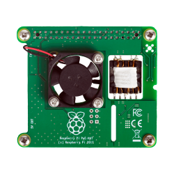 Raspberry Pi PoE HAT - Thumbnail