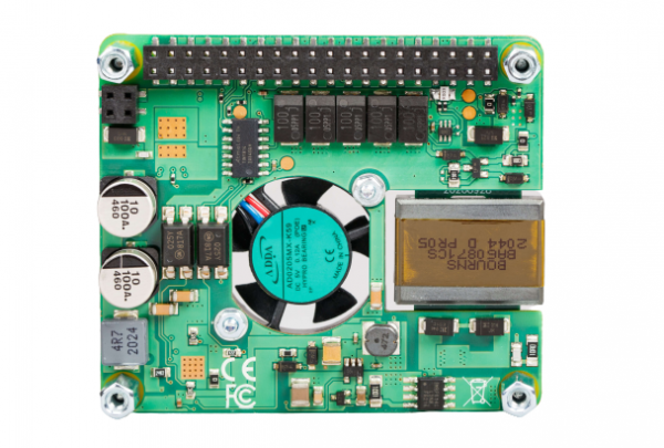 Raspberry Pi PoE + HAT - Thumbnail