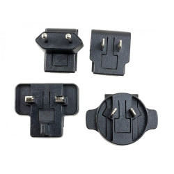 محول كهرباء راسبيري باي الرسمي لون اسود - 5.1V 2.5A - Thumbnail