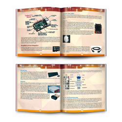 Raspberry Pi and Python Programming for Children - Book - Thumbnail