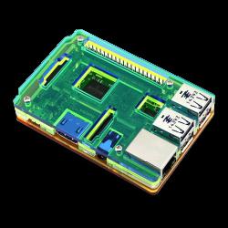 Waveshare - Raspberry Pi Rainbow Case - Type A