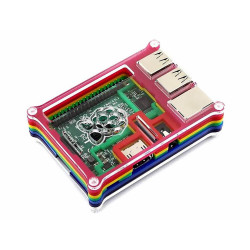 Raspberry Pi Rainbow Case - Type B - Thumbnail