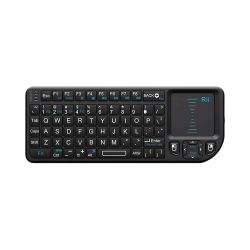 Raspberry Pi Riitek Ultra Mini Wireless Mouse and Keyboard RT-MWK01V3 - Thumbnail