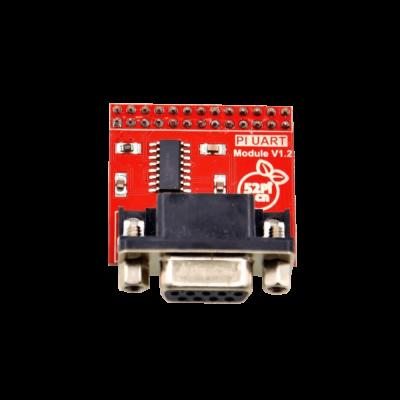 Raspberry Pi- محول سيريال DP9 من 52Pi UART
