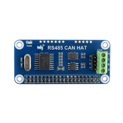 Raspberry Pi RS485 CAN HAT