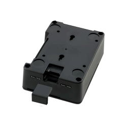 Raspberry Pi SD Kart Kapağı (Siyah) - Thumbnail