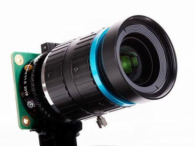 Raspberry Pi 16mm Telephoto Lens