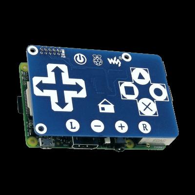Touch Keypad - Raspberry Pi