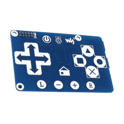 Waveshare - Touch Keypad - Raspberry Pi