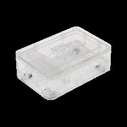 FARNELL - Raspberry Pi Transparent Case 3Pcs