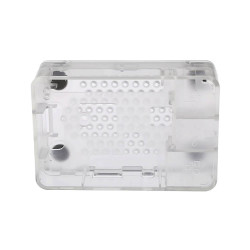 Raspberry Pi Transparent Case 3Pcs - Thumbnail