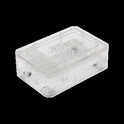 Raspberry Pi Transparent Case 3Pcs