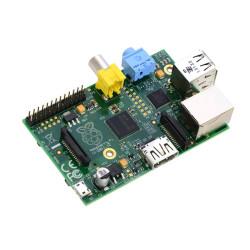 Raspberry Pi Type B 512 MB with case - Thumbnail