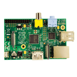 Raspberry Pi - UK Raspberry Pi Type B 512 MB without case