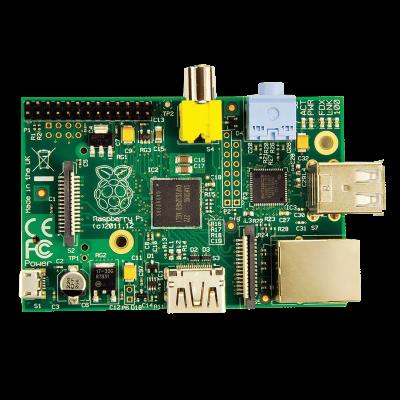 UK Raspberry Pi Type B 512 MB without case