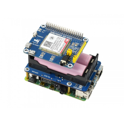 Raspberry Pi UPS HAT - Thumbnail
