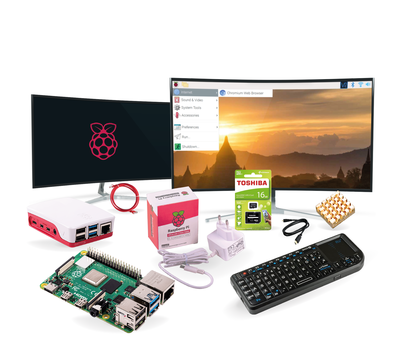 Raspberry Pi Uzaktan Eğitim Seti