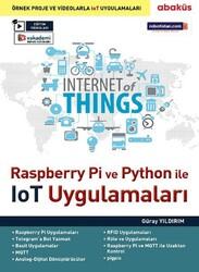 Abaküs Kitap - Raspberry Pi ve Python İle IoT Uygulamaları