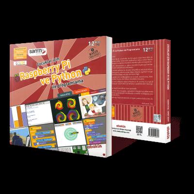 Çocuklar için Raspberry Pi ve Python ile Programlama Kitabı