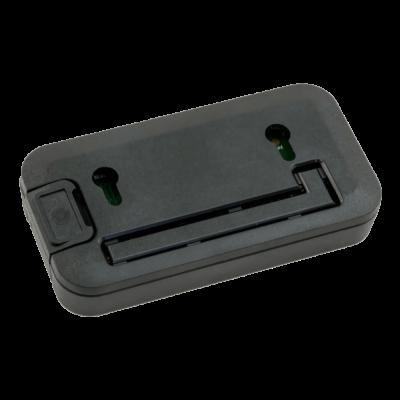 علبة -كفر- حماية Pi ZERO لون أسود